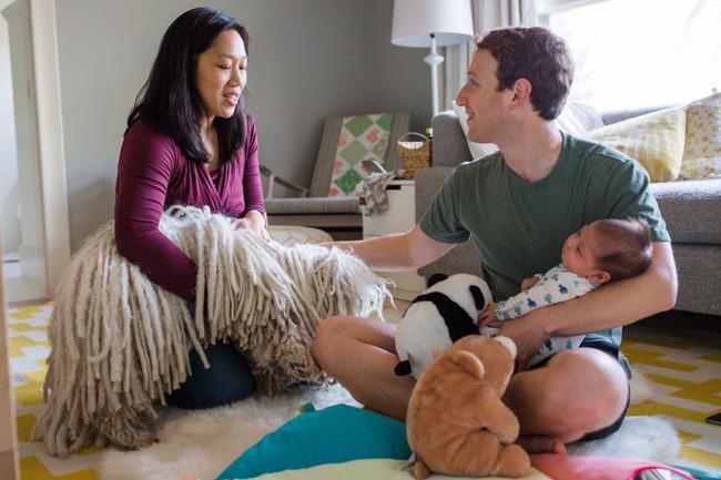 Những bài học nuôi dạy con đáng giá từ gia đình tỷ phú Mark Zuckerberg mọi phụ huynh nên biết  - Ảnh 2