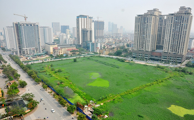 Hà Nội: Năm 2019 thu hồi hơn 6.000 ha đất làm công trình, dự án phát triển kinh tế - Ảnh 1