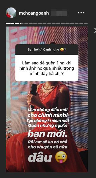 Á hậu Hoàng Oanh thừa nhận đang tương tư 1 người sau thời gian dài chia tay Huỳnh Anh - Ảnh 6