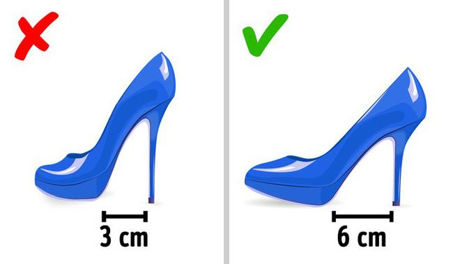 Chị em sắm giày cao gót diện Tết, ngoài phần gót cao còn phải chú ý chi tiết này thì đi giày mới thoải mái - Ảnh 2