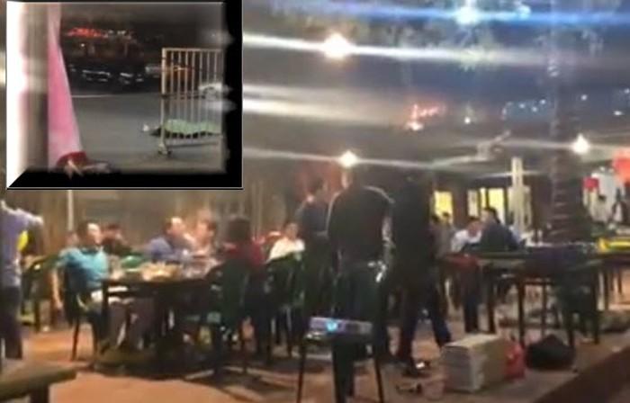 Tài xế taxi bị cứa cổ gục xuống tử vong cạnh quán, hơn 10 khách ăn nhậu tỉnh bơ - Ảnh 2