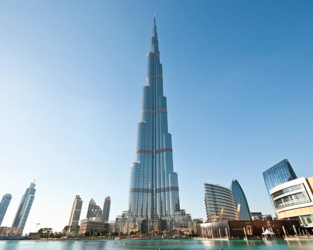 Top 10 tòa nhà cao nhất thế giới: Khó tin chiều cao 1km - Ảnh 1