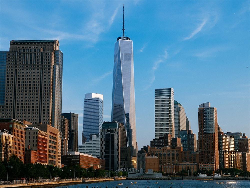 Top 10 tòa nhà cao nhất thế giới: Khó tin chiều cao 1km - Ảnh 7