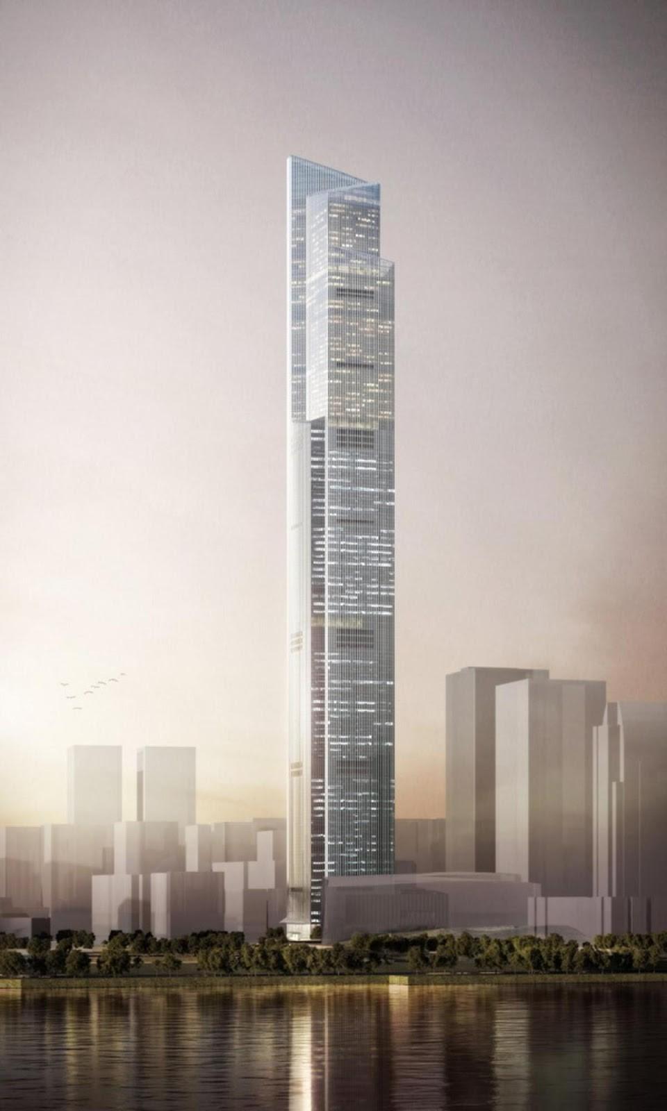 Top 10 tòa nhà cao nhất thế giới: Khó tin chiều cao 1km - Ảnh 8
