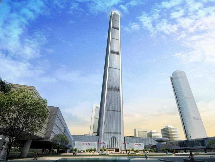 Top 10 tòa nhà cao nhất thế giới: Khó tin chiều cao 1km - Ảnh 9