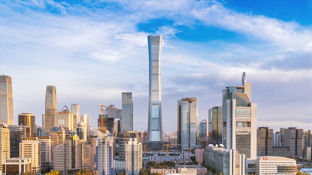 Top 10 tòa nhà cao nhất thế giới: Khó tin chiều cao 1km - Ảnh 10
