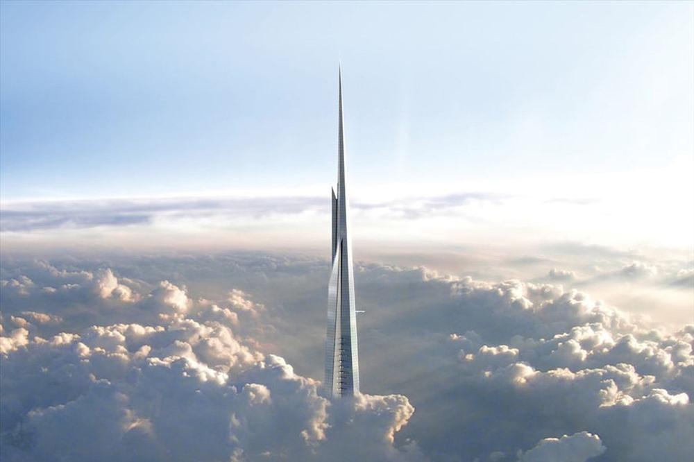 Top 10 tòa nhà cao nhất thế giới: Khó tin chiều cao 1km - Ảnh 2