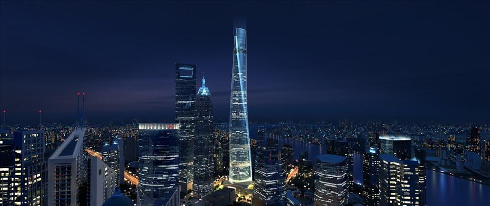 Top 10 tòa nhà cao nhất thế giới: Khó tin chiều cao 1km - Ảnh 3