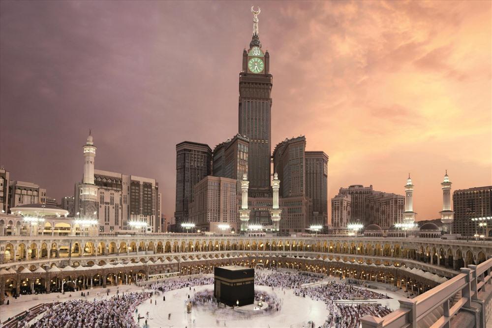 Top 10 tòa nhà cao nhất thế giới: Khó tin chiều cao 1km - Ảnh 4