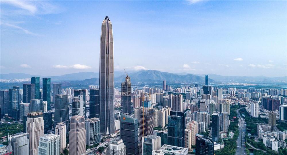 Top 10 tòa nhà cao nhất thế giới: Khó tin chiều cao 1km - Ảnh 5