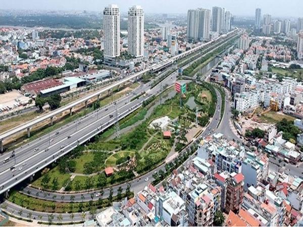 TP.HCM điều chỉnh quy hoạch khu dân cư Bắc Xa lộ Hà Nội - Ảnh 1