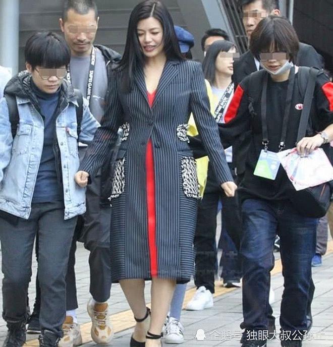 Trần Nghiên Hy 'phát tướng' thấy rõ, lộ vòng 2 bất thường làm dấy lên nghi vấn đang mang thai  - Ảnh 4