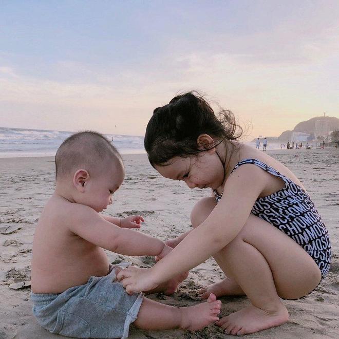 Trang Nhung lần đầu tiên khoe ảnh cận mặt con trai thứ 2 vào ngày đặc biệt - Ảnh 2