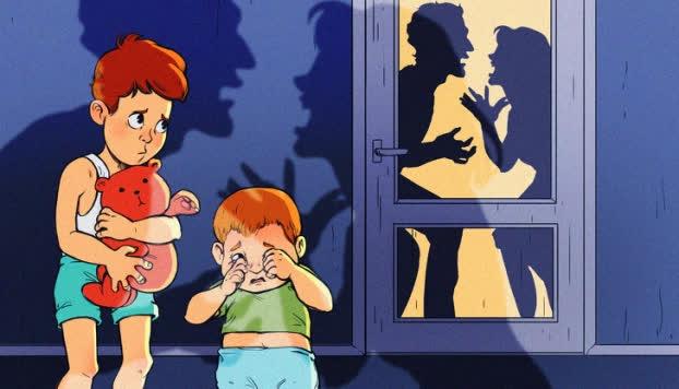 10 điều sẽ xảy ra khi cha mẹ không ly hôn, cố gắng chung sống 'vì con' - Ảnh 3