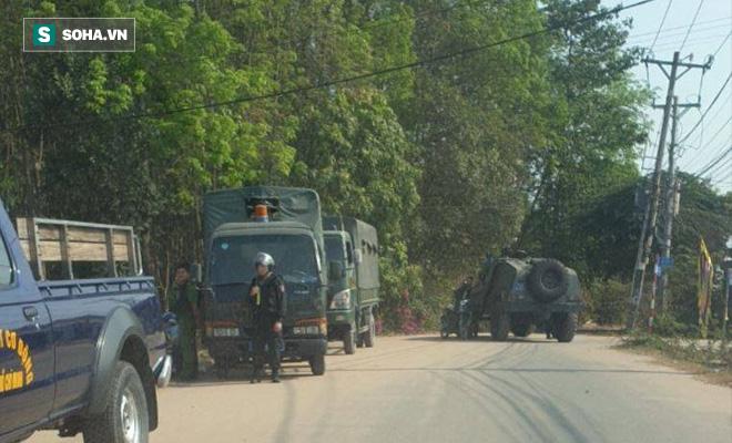 Hàng trăm cảnh sát trang bị vũ khí đang truy bắt kẻ bắn chết 5 người ở Sài Gòn: Có 2 tiếng súng nổ - Ảnh 1
