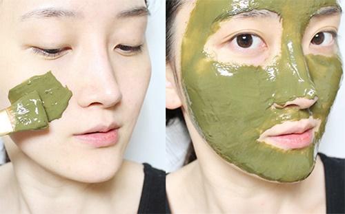 5 cách làm mặt nạ trà xanh trị mụn mờ thâm, trẻ hóa làn da cực hiệu quả - Ảnh 1