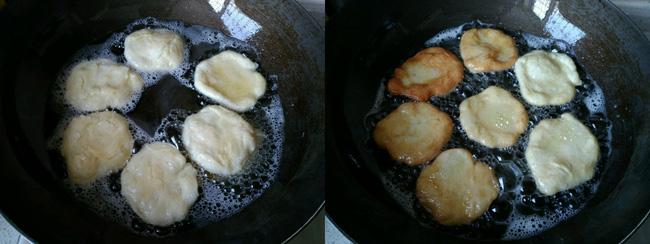 Mách bạn cách làm bánh chiên phồng giòn xốp siêu ngon cho cả nhà ăn vặt - Ảnh 4