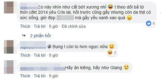 Hoa hậu Hương Giang bị dân mạng nghi ngờ 'cắt xương sườn' vì phô vòng eo nhỏ chẳng kém Ngọc Trinh - Ảnh 6