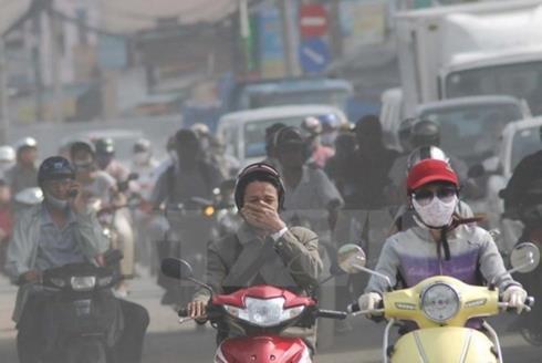 Ô nhiễm không khí có thể gây ung thư và hàng loạt bệnh - Ảnh 1
