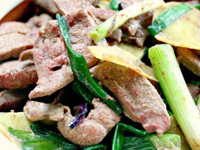 Thịt bò, thịt lợn rất tốt nhưng nên tránh ăn những bộ phận sau - Ảnh 1