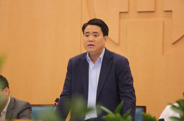 Chủ tịch Hà Nội kiến nghị Thủ tướng cho công sở nghỉ việc - Ảnh 1