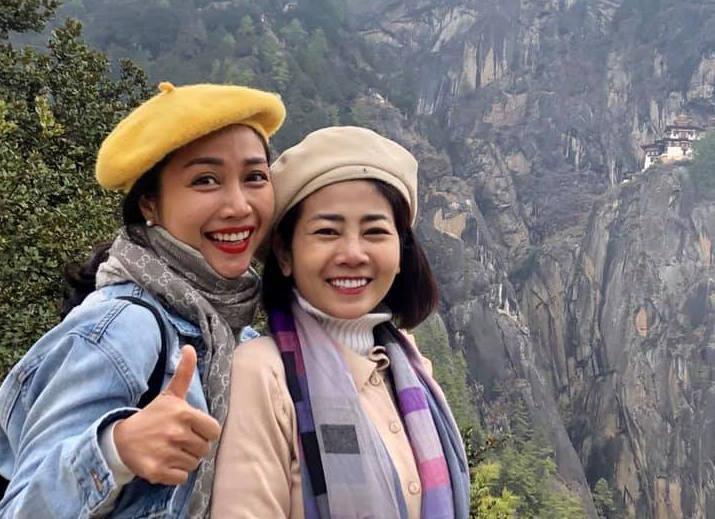 Ốc Thanh Vân xúc động viết về Mai Phương: 'Bao nhiêu cùng cực, vật vã, giờ thì ngủ thôi em ạ' - Ảnh 2
