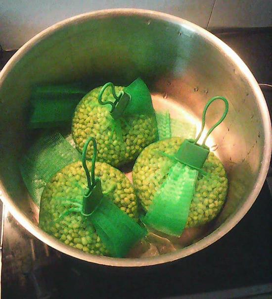 Cách làm giá đỗ bằng túi lưới: Đơn giản, tiết kiệm lại có ăn chỉ sau vài ngày - Ảnh 3