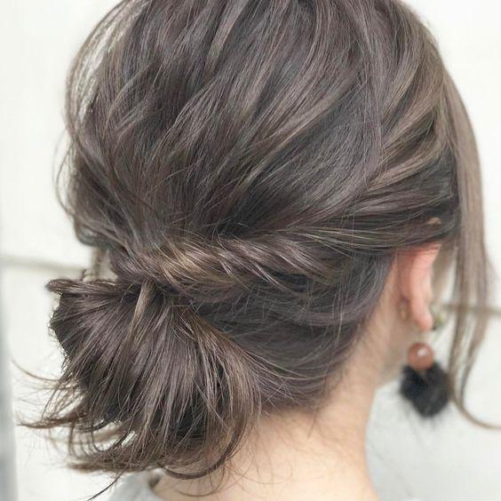 Chọn ngay một trong các kiểu tóc đẹp đi dự tiệc giúp bạn toả nắng trong mắt chàng! - Ảnh 12