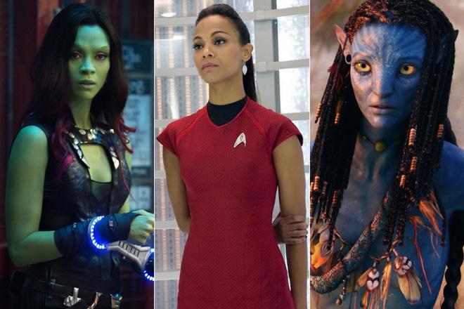 Zoe Saldana đã giảm cân, giữ dáng bằng cách nào để có màn lột xác mạnh mẽ trong bom tấn Avenger? - Ảnh 3