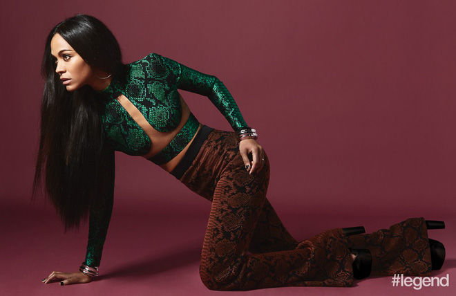 Zoe Saldana đã giảm cân, giữ dáng bằng cách nào để có màn lột xác mạnh mẽ trong bom tấn Avenger? - Ảnh 7