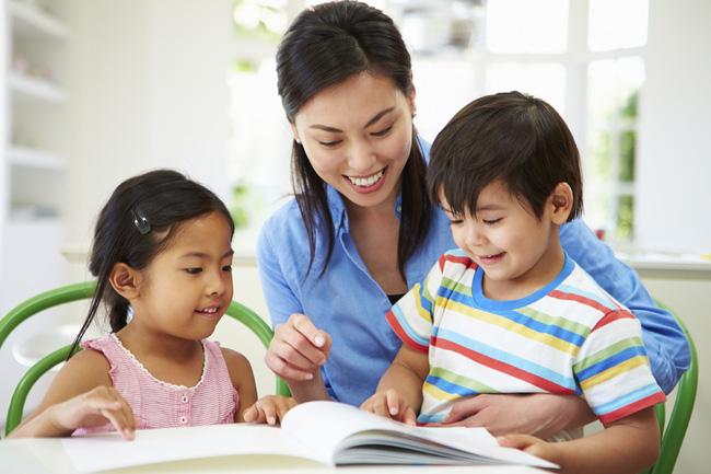 Con lười đọc sách, mẹ đã có ngay 5 bí kíp giúp con yêu thích và ham đọc ngay từ nhỏ - Ảnh 4