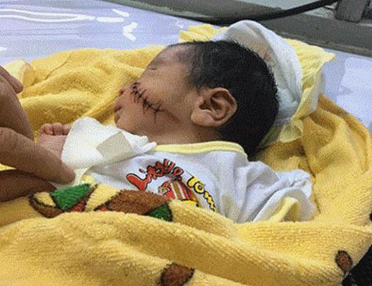 Nóng: Đã tìm được người mẹ chôn sống con trai mới sinh ở Bình Thuận - Ảnh 1