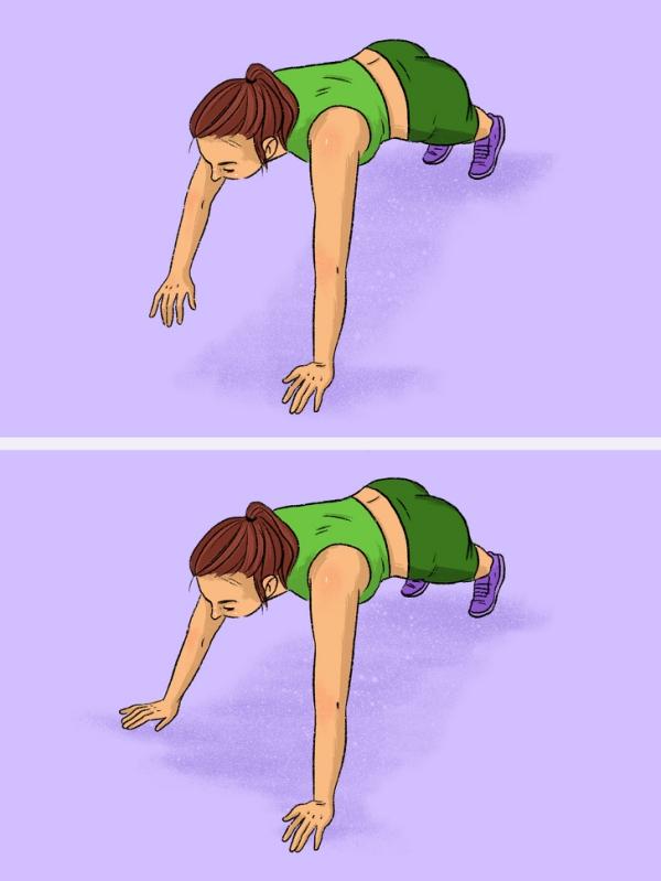 12 động tác plank tập đến đâu mỡ giảm đến đấy - Ảnh 5