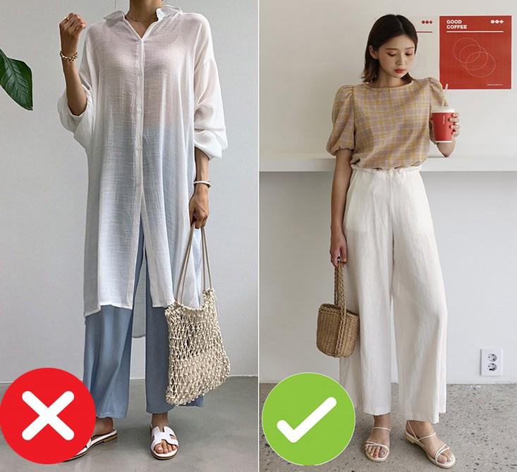 6 lỗi trang phục mùa hè khiến chị em công sở trông 'kém sang' dù diện toàn đồ hiệu - Ảnh 4
