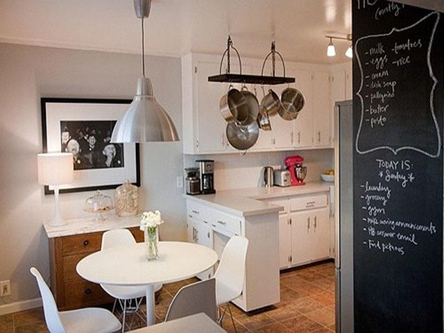 Tròn mắt với những phòng bếp nhỏ nhưng có võ, ai nhìn cũng mê - Ảnh 4