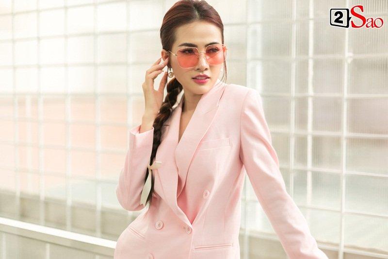 Hoa hậu Phan Thị Mơ: 'Cuộc sống như của Tăng Thanh Hà có gì vui' - Ảnh 1
