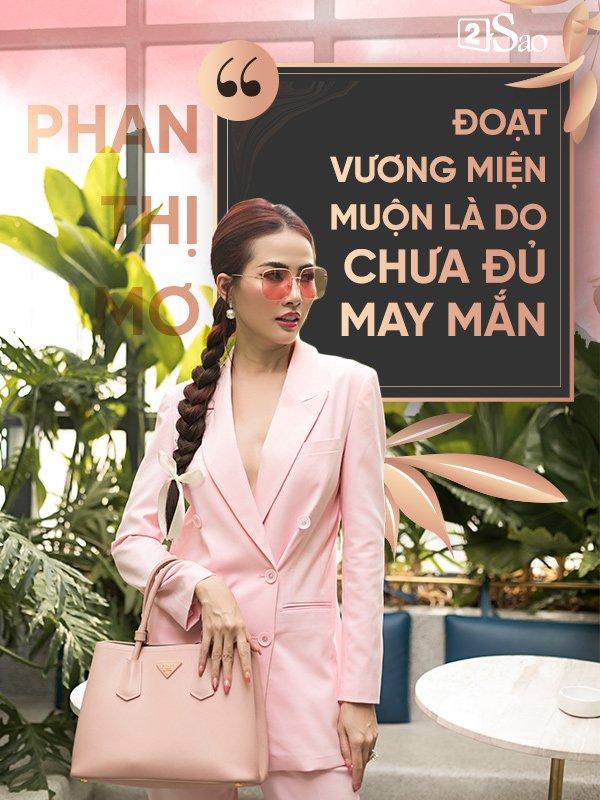 Hoa hậu Phan Thị Mơ: 'Cuộc sống như của Tăng Thanh Hà có gì vui' - Ảnh 2