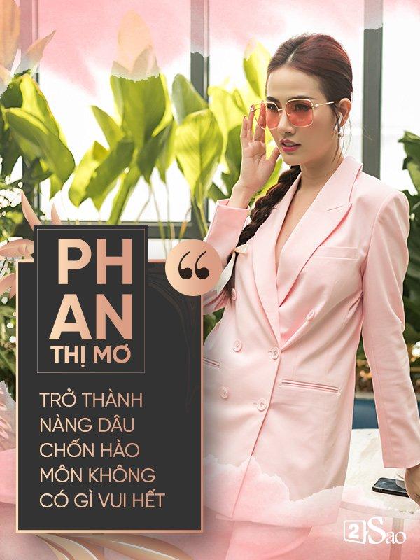 Hoa hậu Phan Thị Mơ: 'Cuộc sống như của Tăng Thanh Hà có gì vui' - Ảnh 4