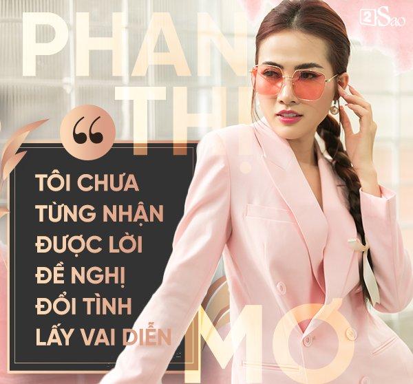 Hoa hậu Phan Thị Mơ: 'Cuộc sống như của Tăng Thanh Hà có gì vui' - Ảnh 5