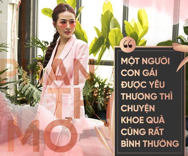 Hoa hậu Phan Thị Mơ: 'Cuộc sống như của Tăng Thanh Hà có gì vui' - Ảnh 6