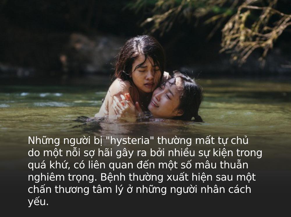 Căn bệnh 'thiếu hơi đàn ông' khiến nhân vật Tuyết Lan trong 'Truyền thuyết về Quán Tiên' phải vật vã, đau khổ thật sự là gì? - Ảnh 4