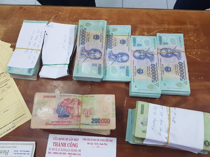 Nam thanh niên trộm thùng hàng hơn 1 tỷ đồng của anh trai - Ảnh 2