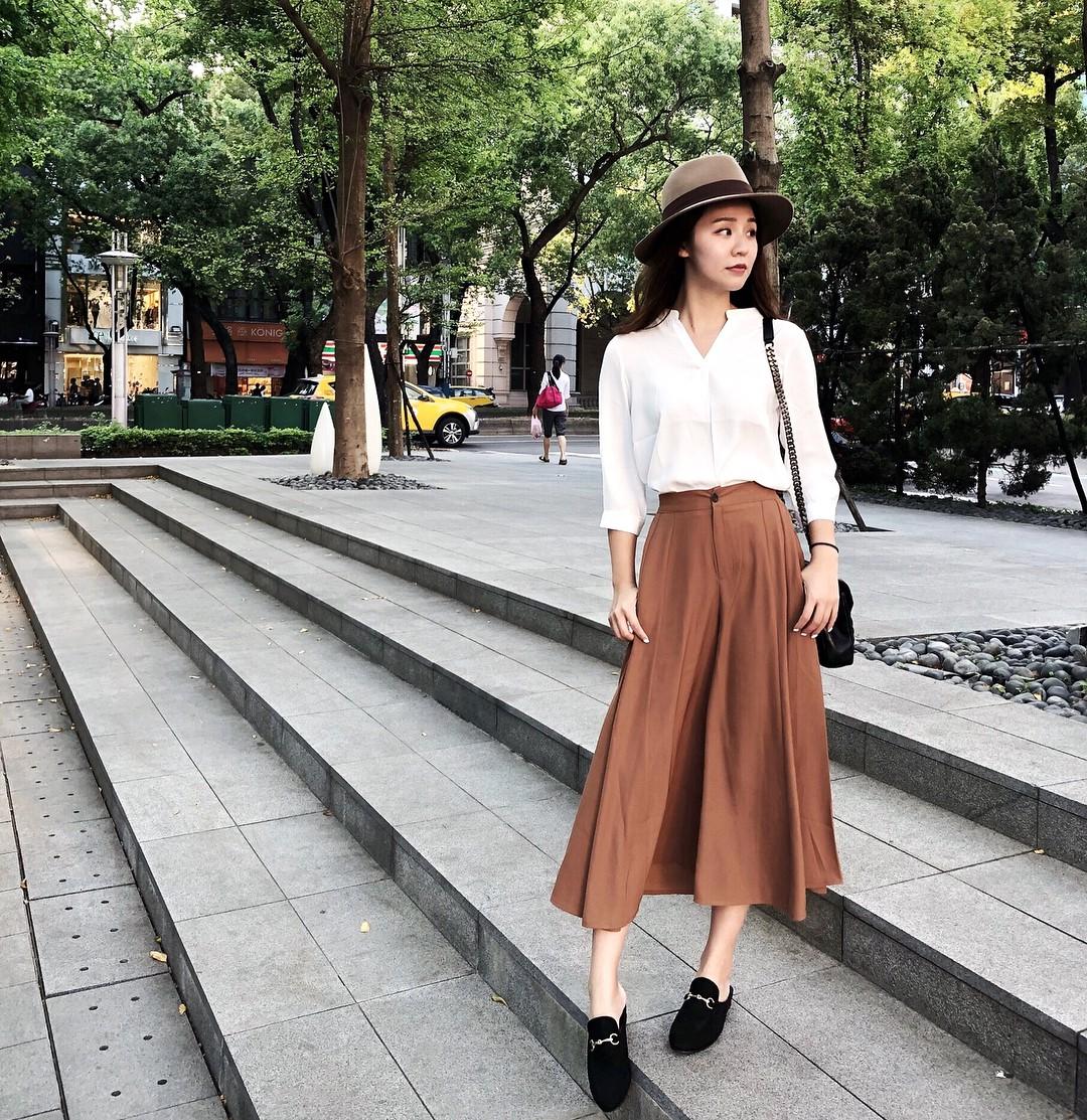 4 công thức diện đồ kinh điển nhưng không hề nhàm chán giúp các nàng công sở mặc đẹp suốt cả mùa thu năm nay - Ảnh 3