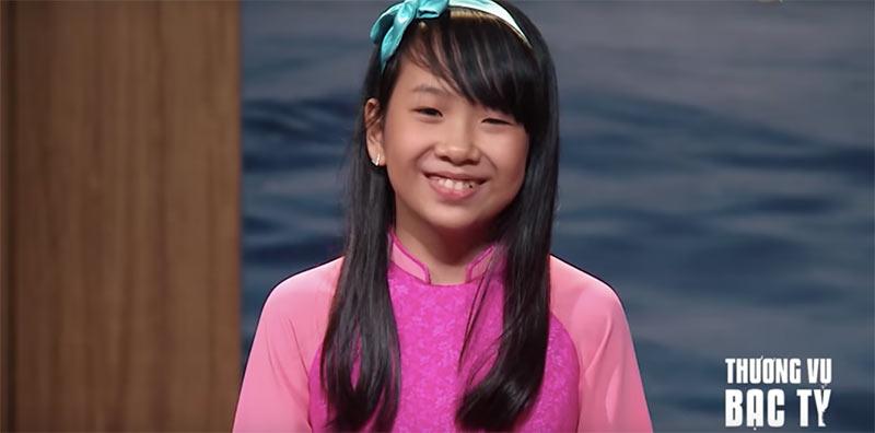 Cô bé 11 tuổi gọi vốn 200 triệu bán chè bưởi, không ngờ được tận 800 triệu ở Shark Tank - Ảnh 5