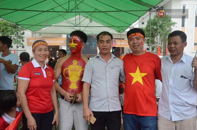 Mẹ Văn Toàn chia sẻ sau trận thua của Olympic Việt Nam: 'Đấu với Hàn Quốc như vậy là quá xuất sắc rồi!' - Ảnh 4