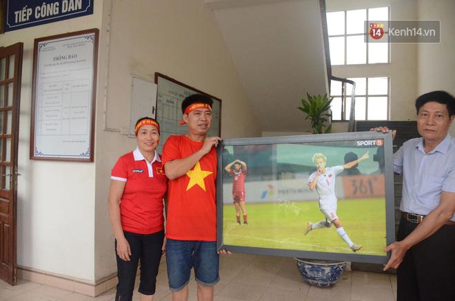 Mẹ Văn Toàn chia sẻ sau trận thua của Olympic Việt Nam: 'Đấu với Hàn Quốc như vậy là quá xuất sắc rồi!' - Ảnh 5