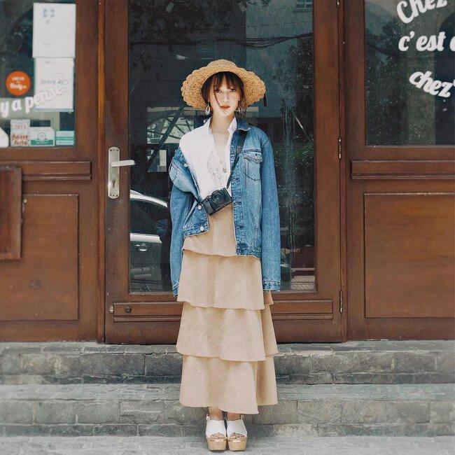 Muốn mặc đẹp đi chơi dịp 2/9, học ngay cách phối đồ với 3 xu hướng thời trang hot nhất mùa thu đông này - Ảnh 7