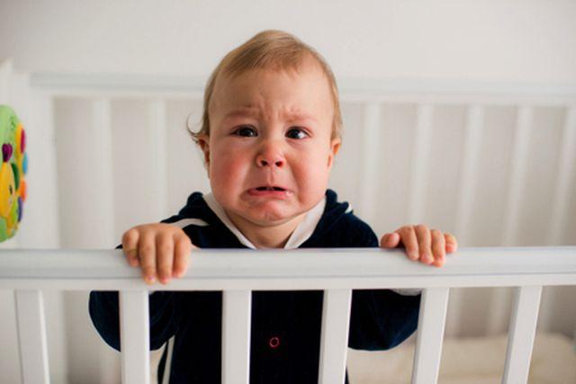 Để bé bớt quấy khóc khi mẹ vắng nhà - Ảnh 1