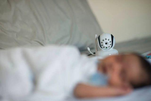Nguyên tắc cho con một giấc ngủ an toàn - Ảnh 1