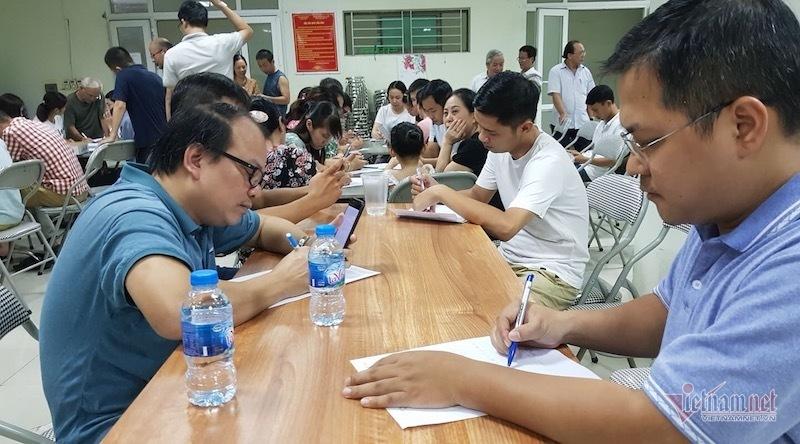 Lấy ý kiến hàng vạn dân chung cư Mường Thanh về sai phạm ở Linh Đàm - Ảnh 4